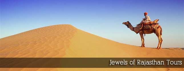 Jewels of Rajasthan Tours