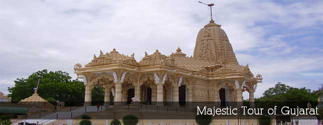 Majestic Tour of Gujarat
