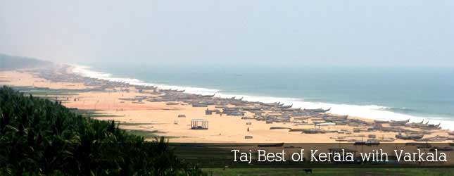 Taj Best of Kerala with Varkala